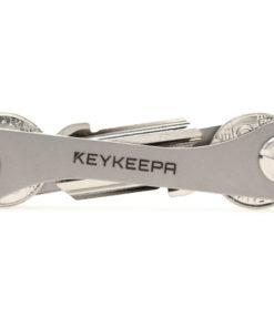 Presenter till vardagen, Keykeepa Nyckelhållare Silver