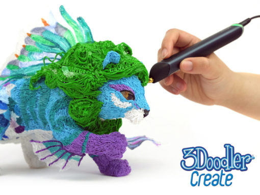 Ett presenttips till de kreativa, 3Doodler Create