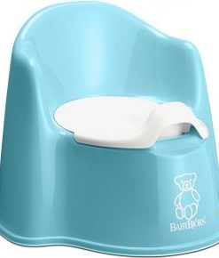 Presenttips till bebisar, BabyBjörn Pottstol. En present till bebisar.