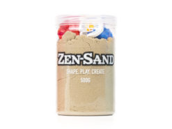 Present till den kreativa typen, Zen-Sand Naturell