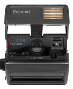 presenter till fotografen, Osorterad Impossible Polaroid