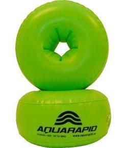 Bra present till barn, Aquarapid - Armringar för barn (Grön)