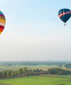 Presenttips till den äventyrliga, Flyg luftballong