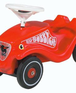 Present bobby car, BIG Bobby Car Classic röd