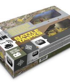 Pansarvagns present, TechToys Battle Tanks