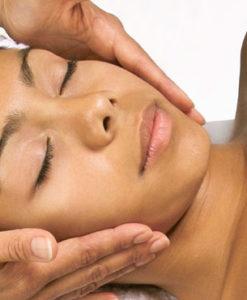 ansiktsbehandling present, Ansiktsbehandling 30 min