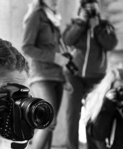 Ett fotografi presenttips, Fotokurs