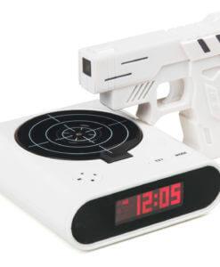 väckarklocka pistol
