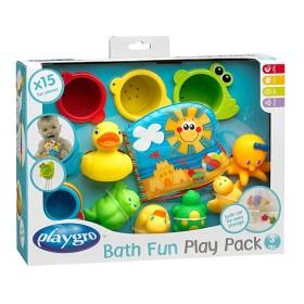 Badleksaker, Playgro Bath Fun Play Pack