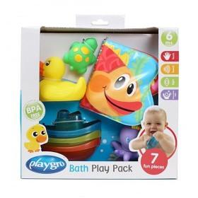 Present till nyfödd, Playgro Bath Play Pack