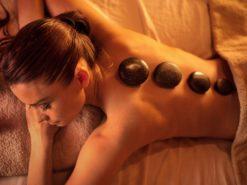 stenmassage