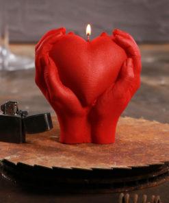 Ett romantiskt ljus, Hand Candle Love Edition