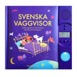 Svenska vaggvisor bok