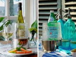 vinkylare till bordet