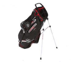 svart golfbag wilson staff