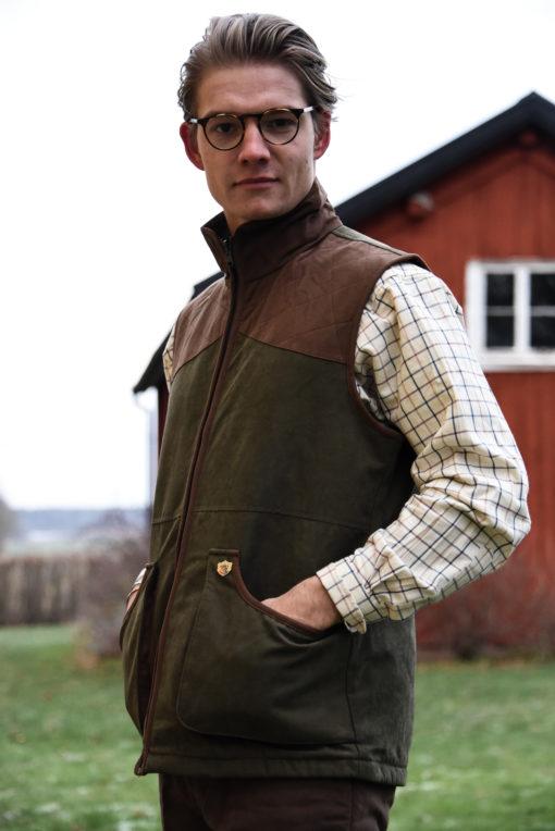 berwick-mens-waterproof-shooting-waistcoat