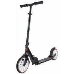 sparkcykel svart