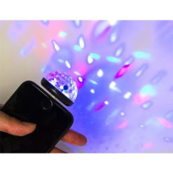 Disco lampa iPhone
