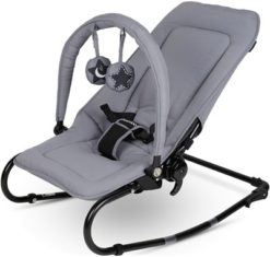 grå babysitter
