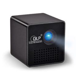 liten portabel projektor