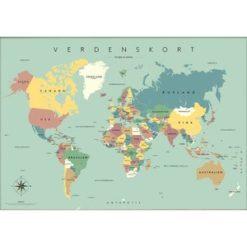 Skap Världskarta