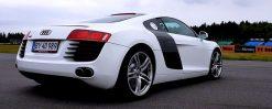 Vit Audi R8