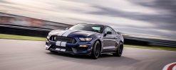 Testa På Att Köra En Ford Mustang Shelby GT350